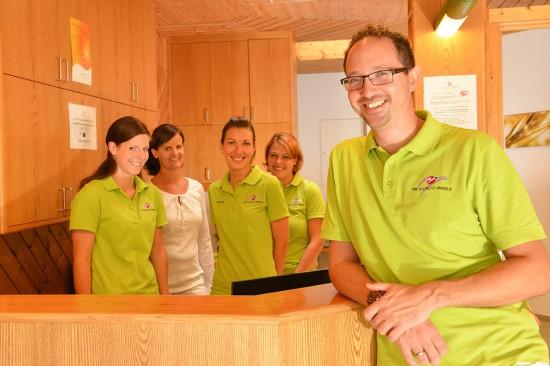 Arzt in Altenmarkt - Dr. Andreas Vasold - Team