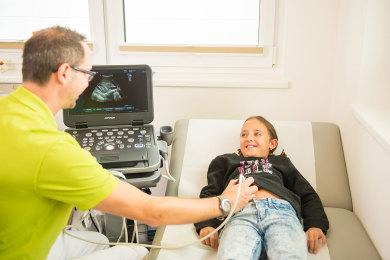 Dr. Vasold - Ihr Arzt in Altenmarkt, Pongau – Ultraschall
