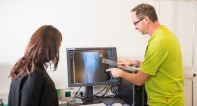 Dr. Vasold – Ihr Arzt in Altenmarkt, Pongau – Unfall-Röntgen